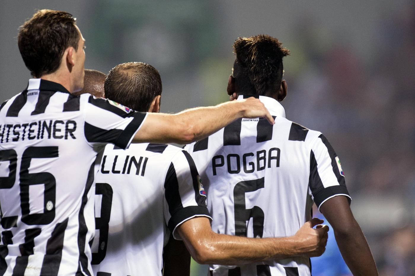 Juventus vs Sassuolo 1-0: Pogba porta i bianconeri a +11