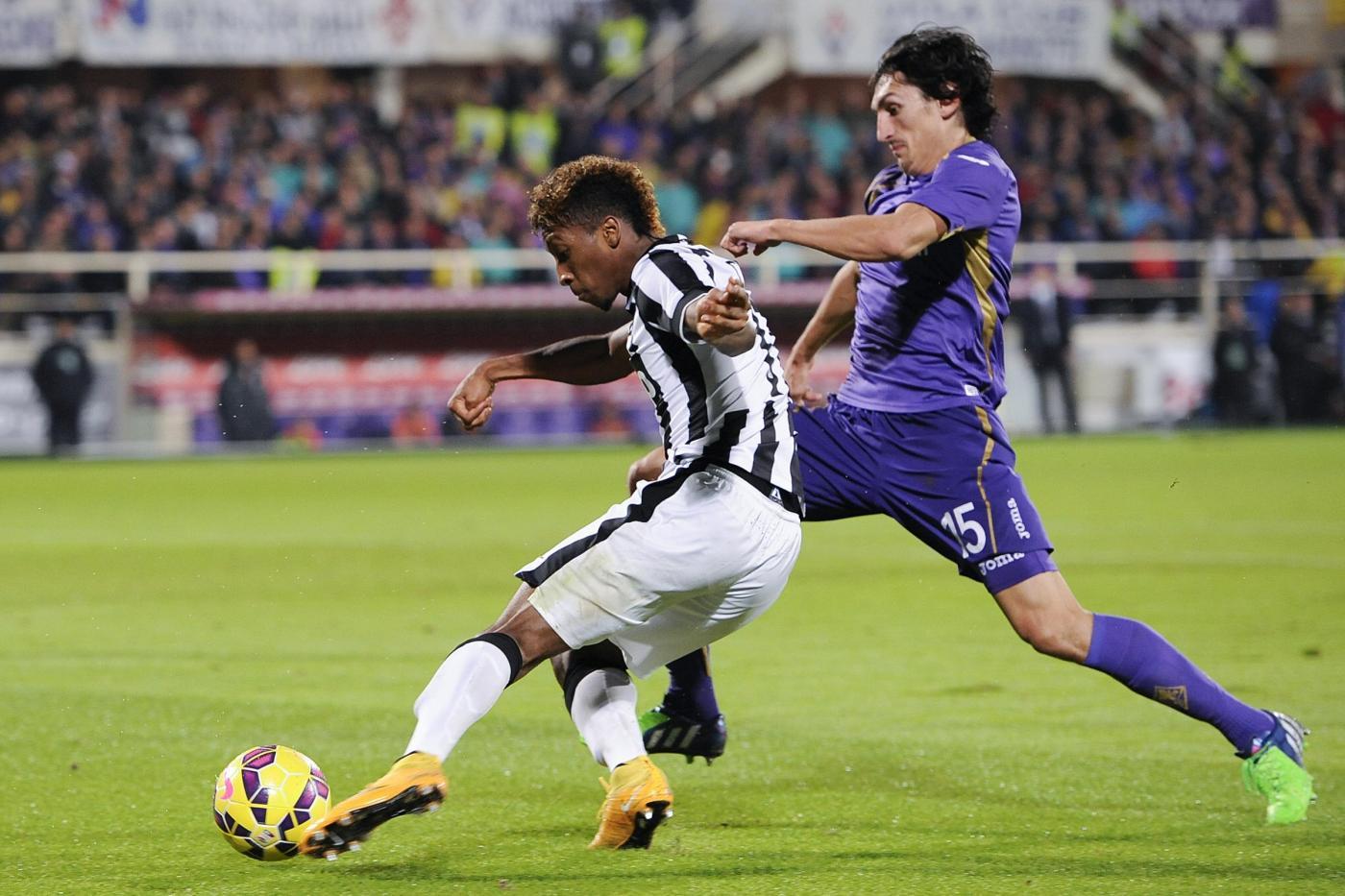 Coppa Italia 2014/15, Juventus vs Fiorentina 1-2: Salah devastante
