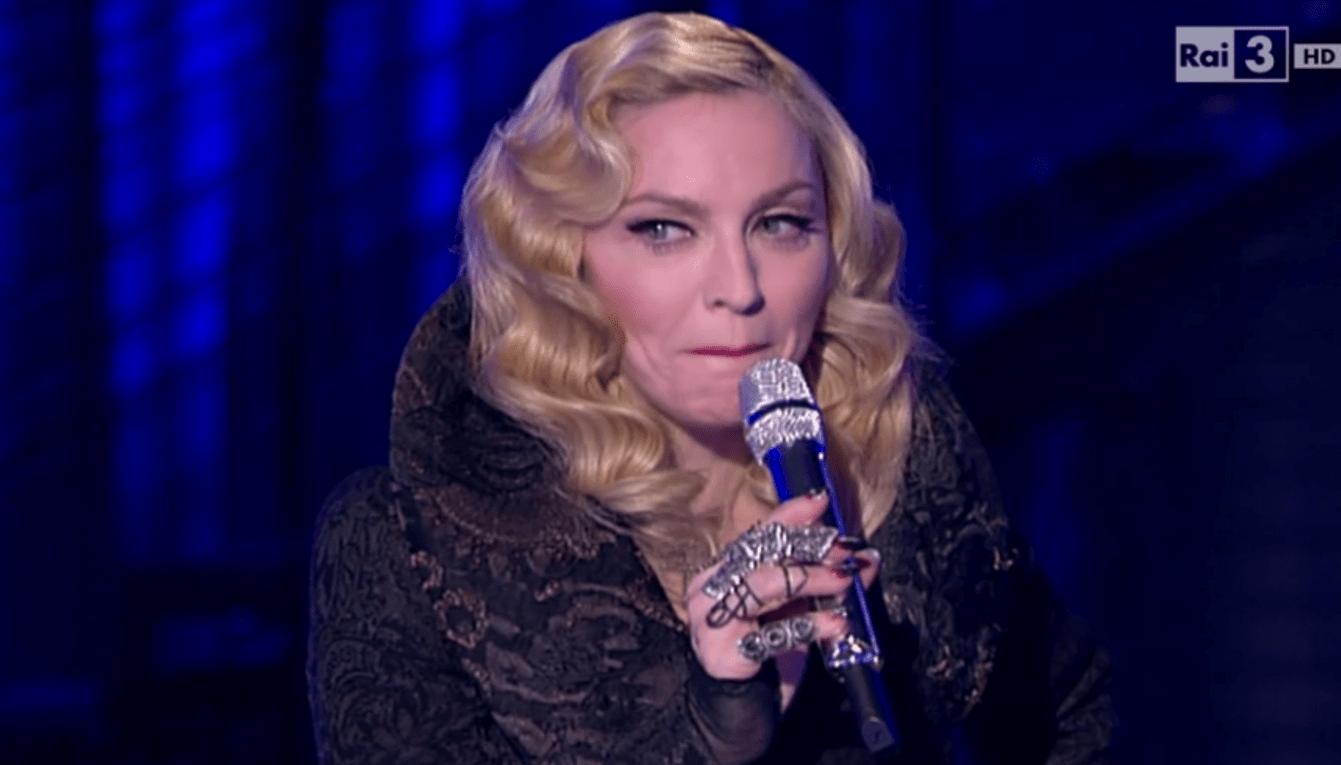 Madonna, l'intervista a Che tempo che fa: la 'cattiva ragazza' cerca libertà