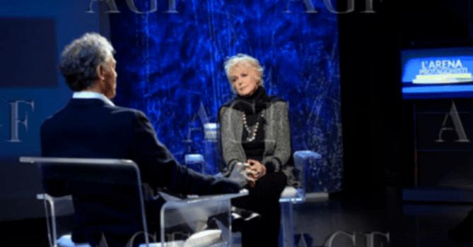 Loretta Goggi all'Arena: 'Dopo la morte di Gianni Brezza, la mia terza vita'