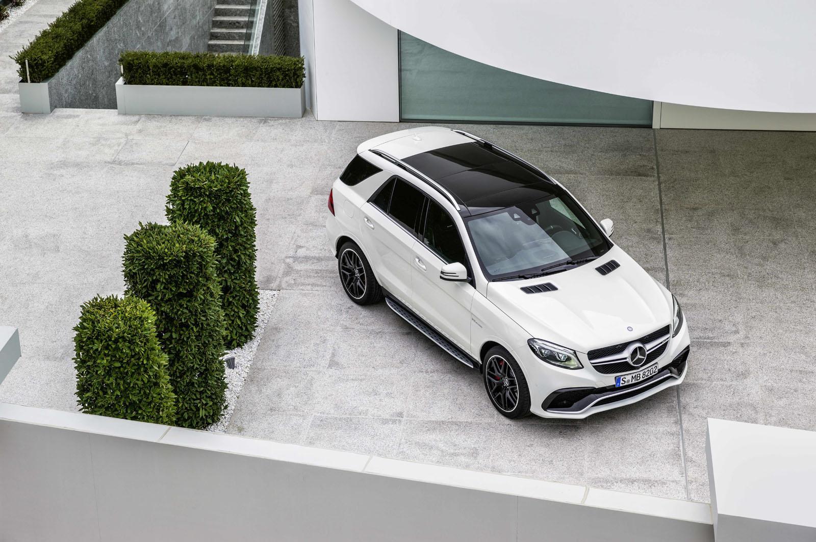 Mercedes GLE 2015: prezzi, motori e scheda tecnica