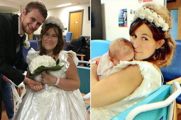 Le restano 48 ore di vita, lui organizza il matrimonio in ospedale