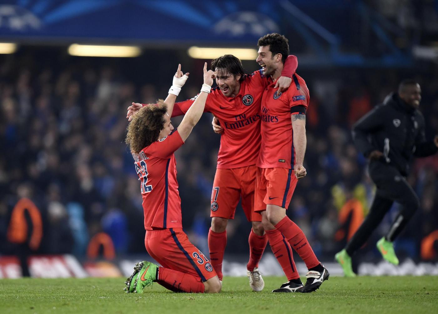 PSG vs Chelsea 2-2: Mourinho fuori dalla Champions