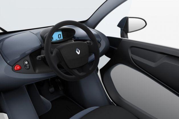 Renault Twizy: prezzo e caratteristiche della piccola elettrica