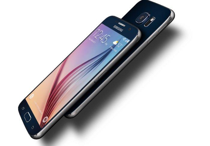 Samsung Galaxy S6 nero