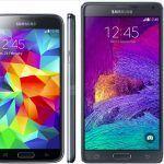 Samsung Galaxy S6 vs Note 4: confronto in famiglia