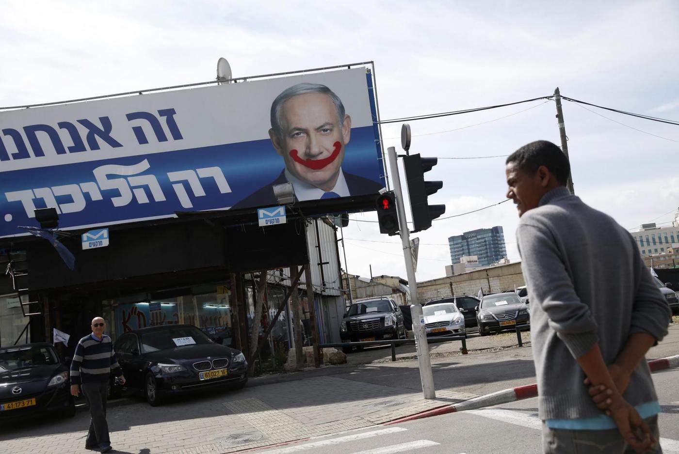 Sondaggi Israele