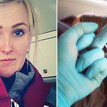 Infermiera scatta selfie e insulta i malati terminali: licenziata
