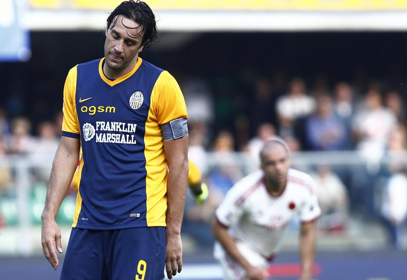 Milan vs Verona 2-2, la panchina di Inzaghi barcolla