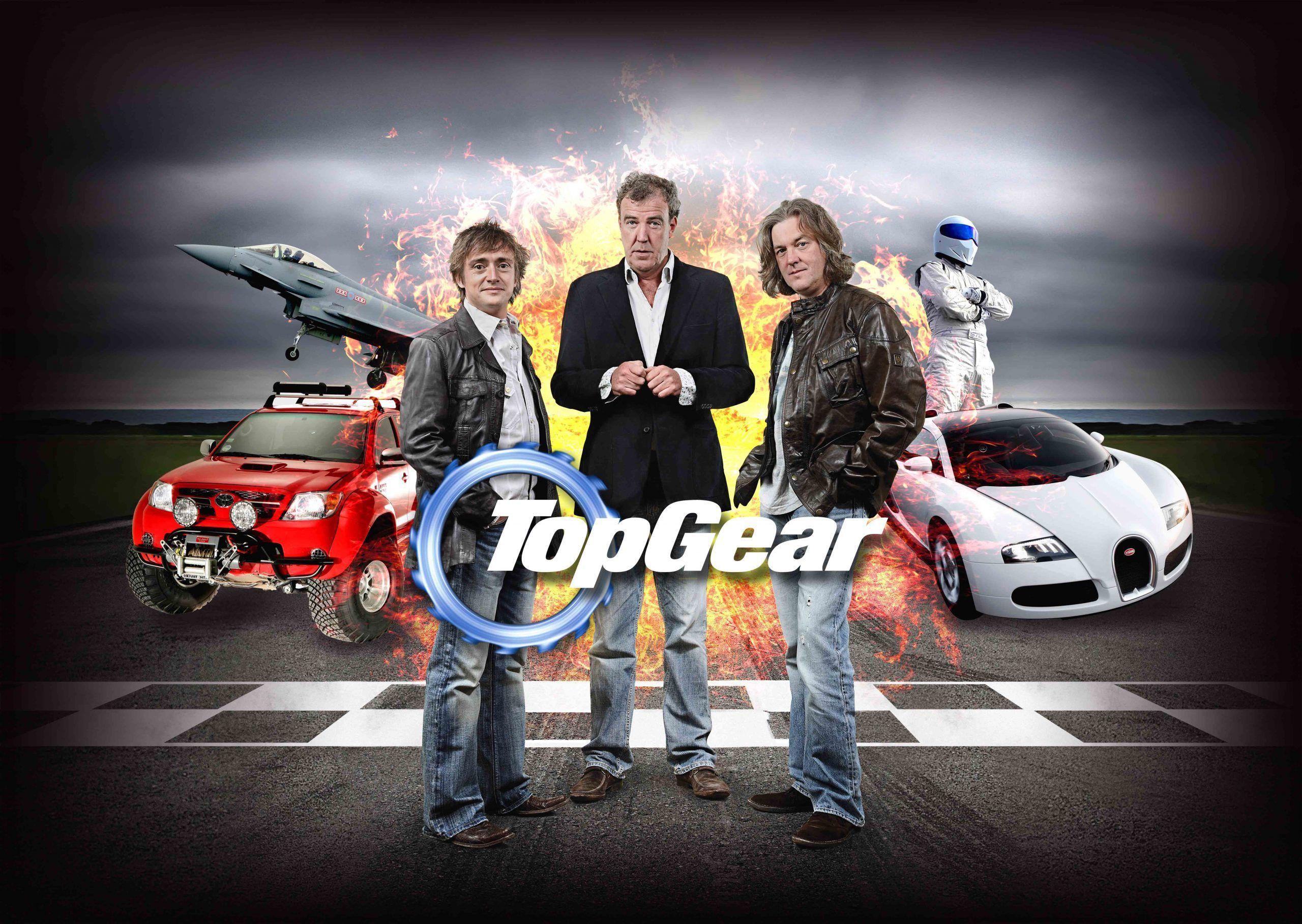 Jeremy Clarkson, Top Gear: le 10 puntate più belle