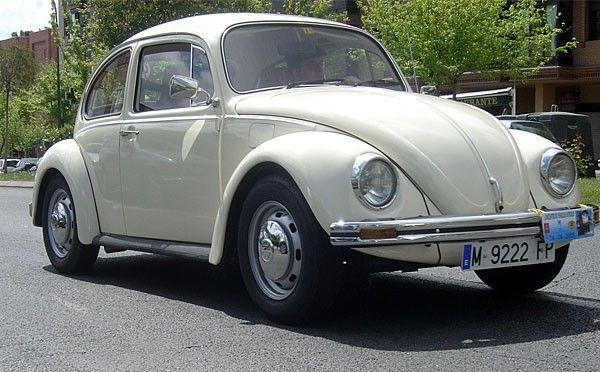 Volkswagen Maggiolino, tutti i modelli dal 1938 al 2015