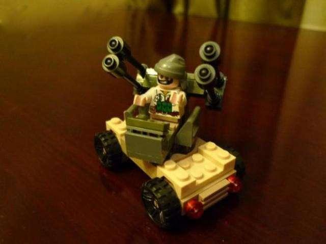 Terrorista islamico nei 'cloni' cinesi dei mattoncini Lego