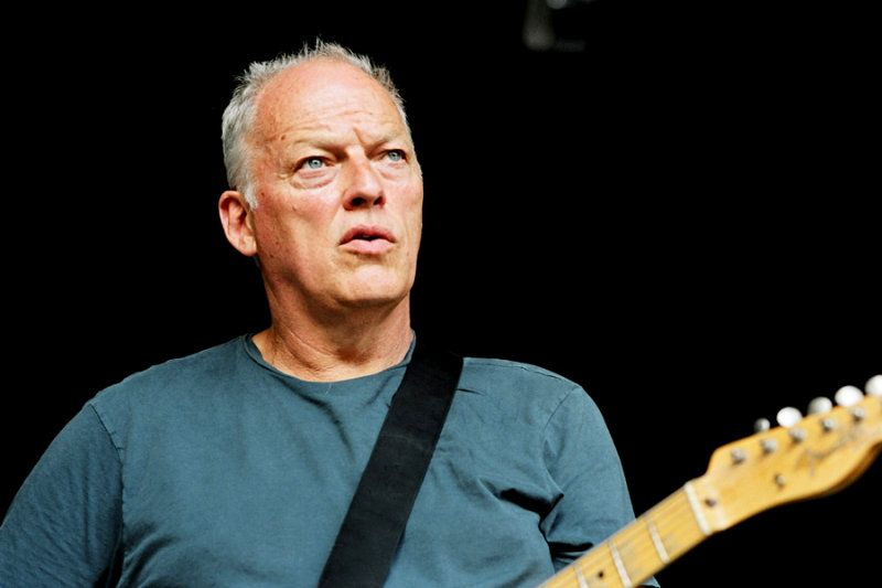 David Gilmour tour 2015 in Italia