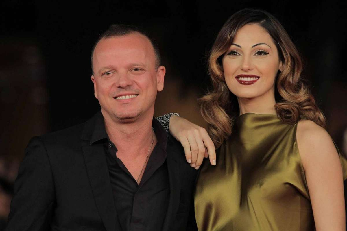Anna Tatangelo in un'intervista: 'Gigi D'Alessio? All'inizio scontro continuo'