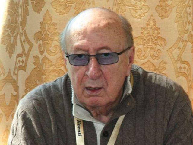 Morto Gigi Vesigna, storico direttore di TV Sorrisi e Canzoni al 1973 al 1994