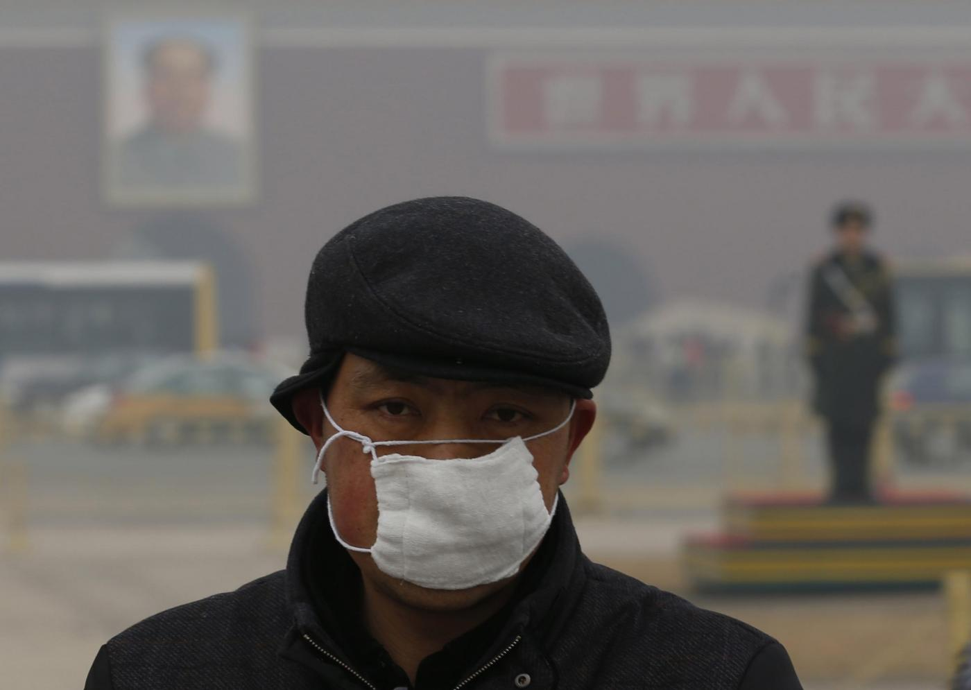 inquinamento mondo