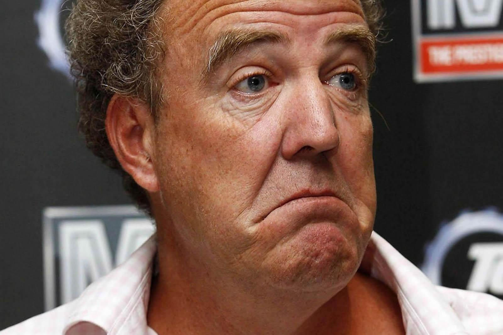 Top Gear: sospeso Jeremy Clarkson, interrotto il programma