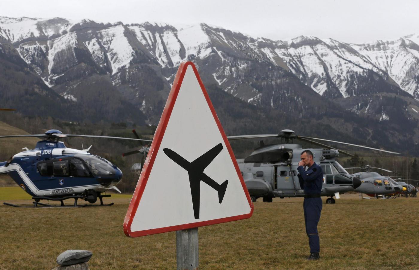 Aereo caduto in Francia: su Airbus Germanwings 150 morti