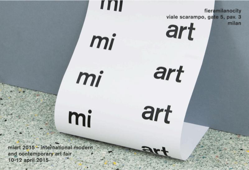 Miart 2015: a Milano espositori da tutto il mondo per la fiera d'arte moderna e contemporanea