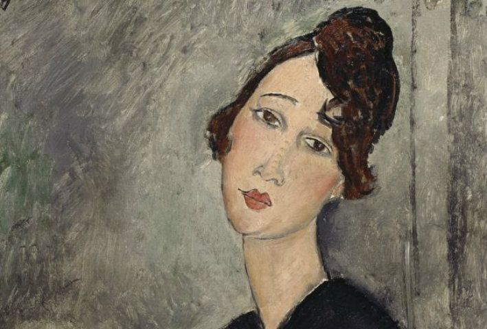 Mostra Amedeo Modigliani e la Bohème a Torino 2015: alla Gam dal 14 marzo al 19 luglio