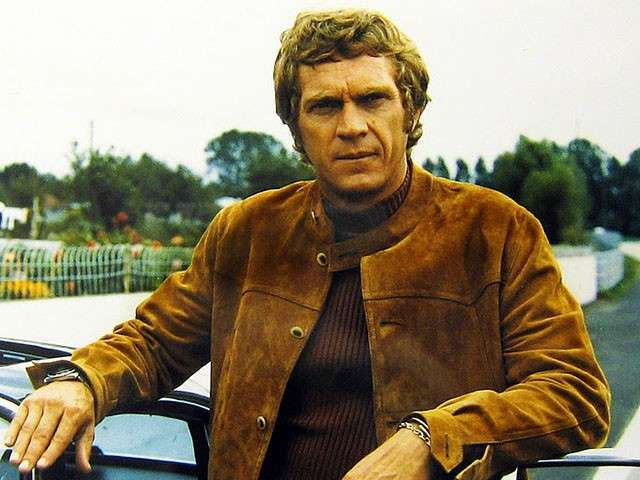 Steve McQueen film biografico