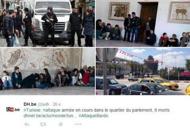 """Attentato a Tunisi, la testimonianza: """"Ci hanno sparato dal bus"""""""