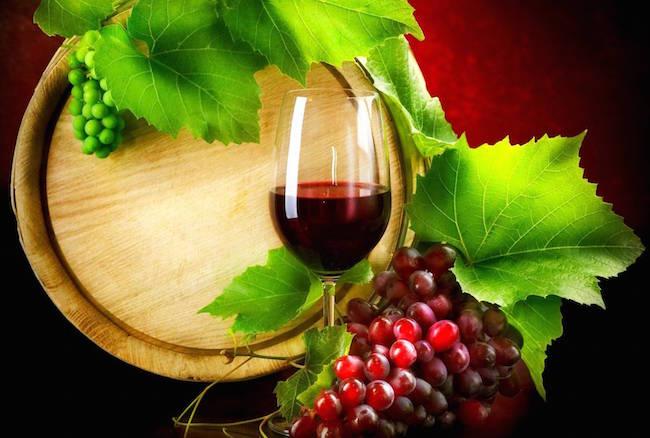 un bicchiere di vino rosso allenamento palestra 150x150