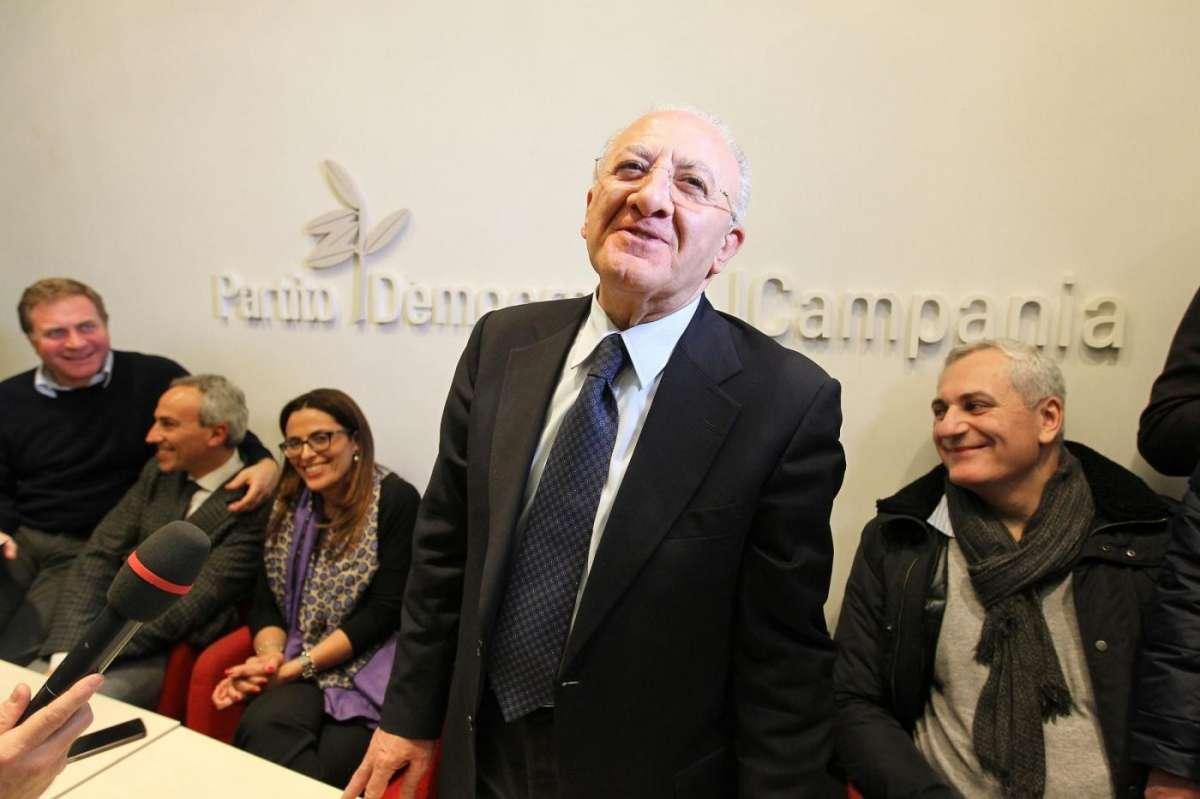 Vincenzo De Luca, chi è il candidato del PD alle regionali in Campania?