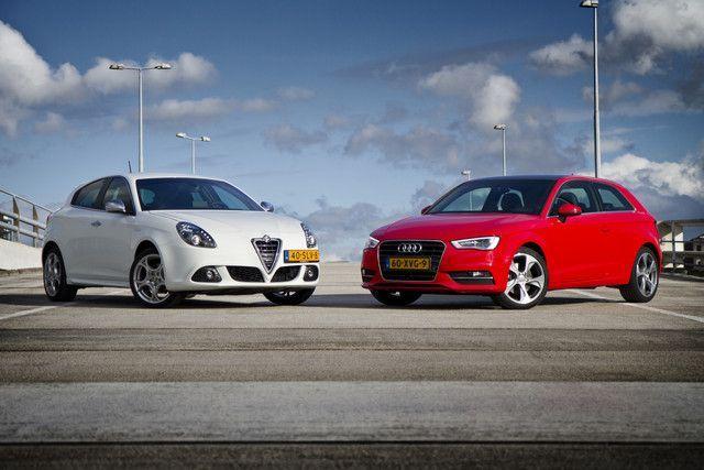 Alfa Romeo Giulietta vs Audi A3: confronto tra le due berline