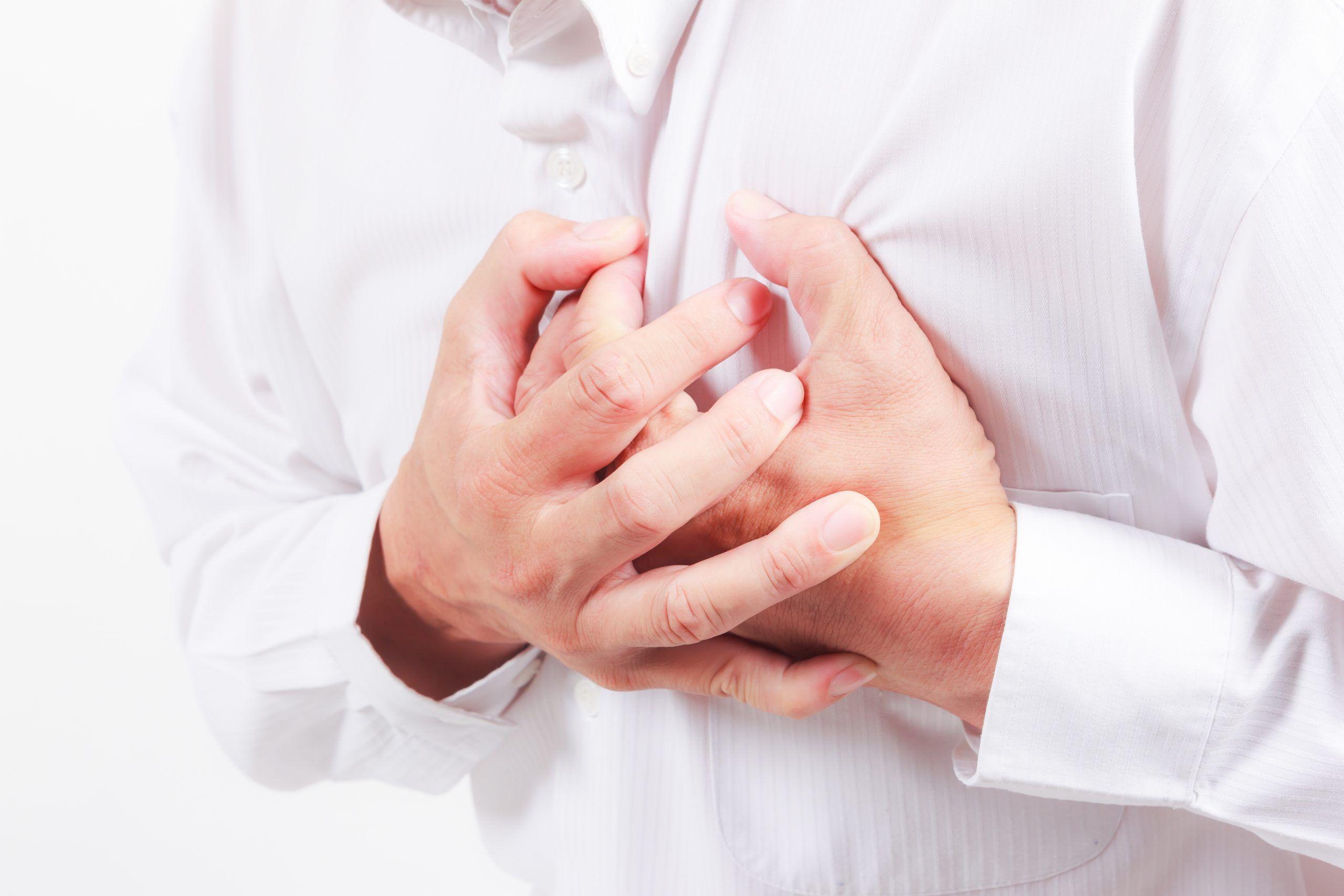Angina pectoris: sintomi, cause e terapia
