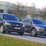 Audi Q3 vs Volkswagen Tiguan, caratteristiche a confronto tra i suv tedeschi