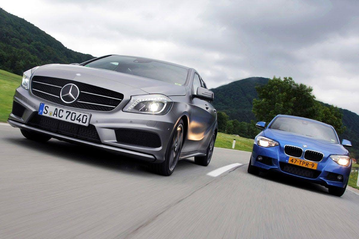 Mercedes Classe A vs Bmw Serie 1: confronto tra le due berline