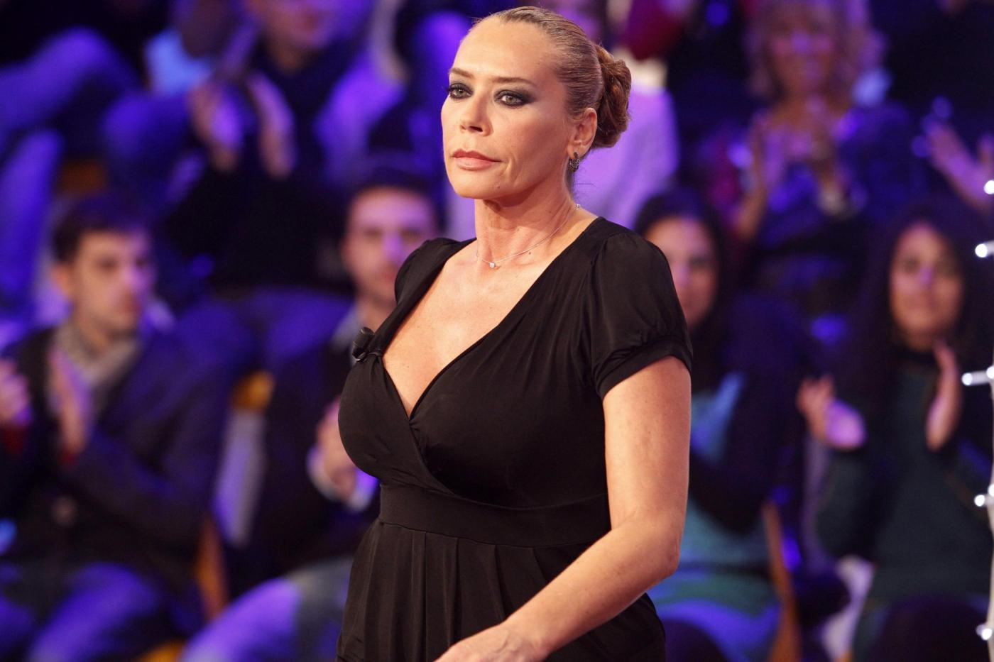 Barbara De Rossi aggredita dall'ex fidanzato? L'attrice smentisce