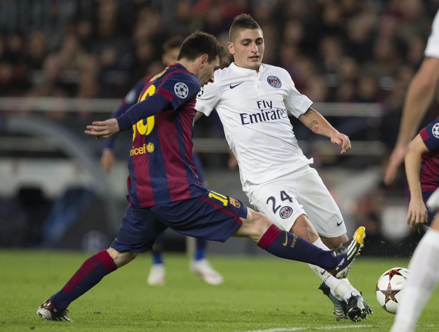 Barcellona PSG 150x150
