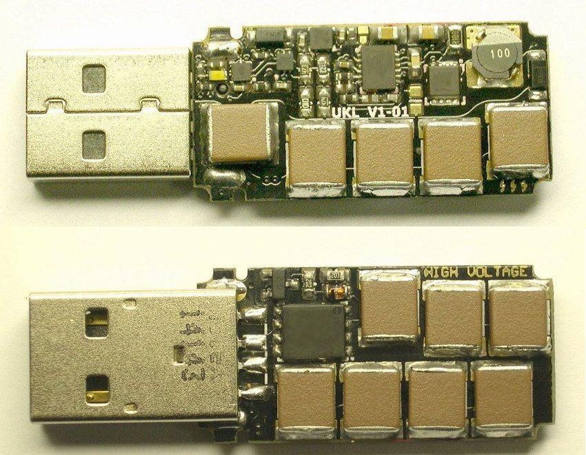 """La ridicola chiavetta USB che """"distrugge"""" il PC"""