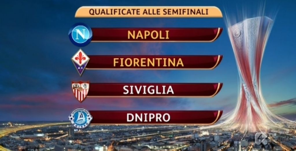 Europa League semifinali