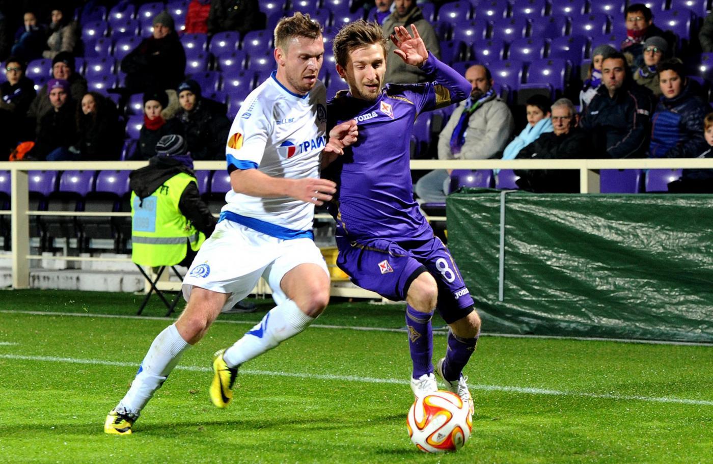 Fiorentina Dinamo Kiev 150x150