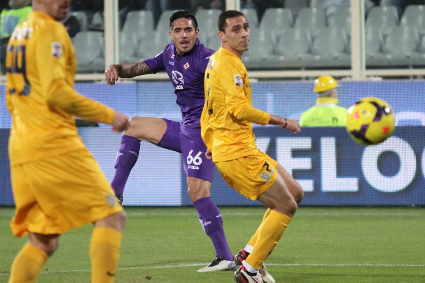Fiorentina vs Verona 0-1: brutta sconfitta per Montella