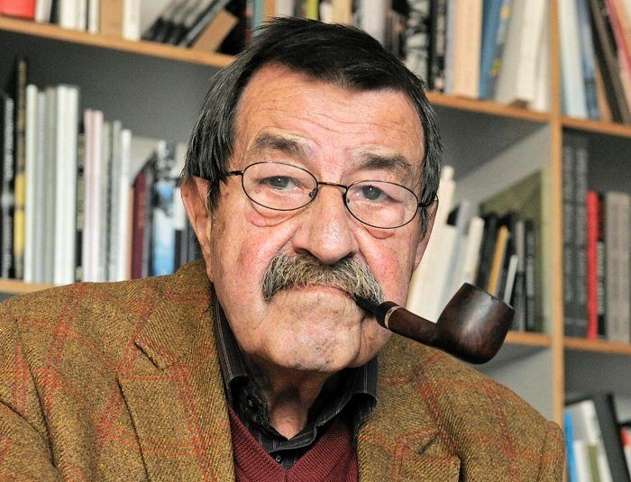 Morto Günter Grass, lo scrittore premio Nobel per la Letteratura nel 1999
