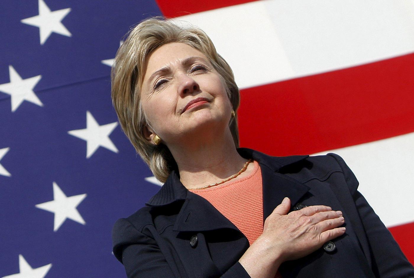 Hillary Clinton presidenziali 2016: biografia della candidata democratica alla Casa Bianca