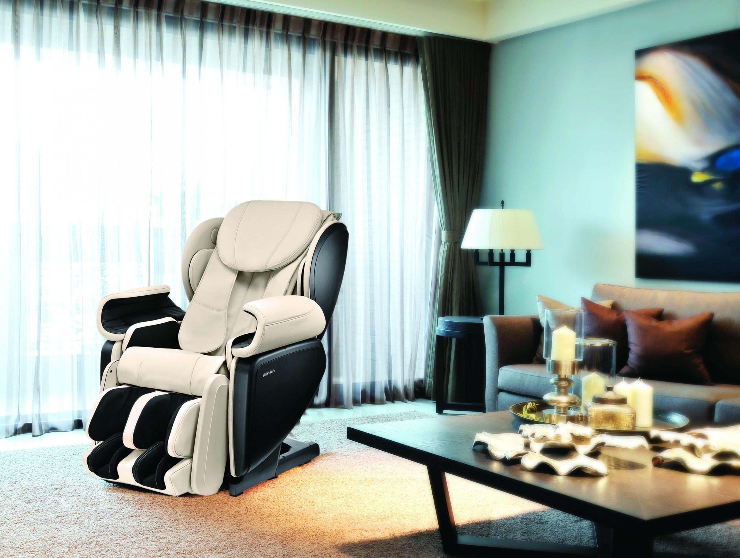 La poltrona massaggio 4D Real: la più realistica