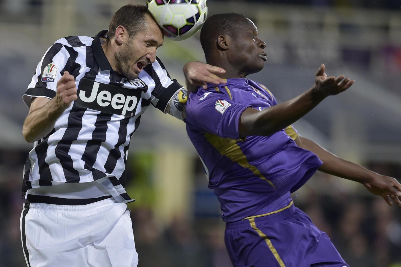 Juventus vs Fiorentina 3-2: scudetto a un punto