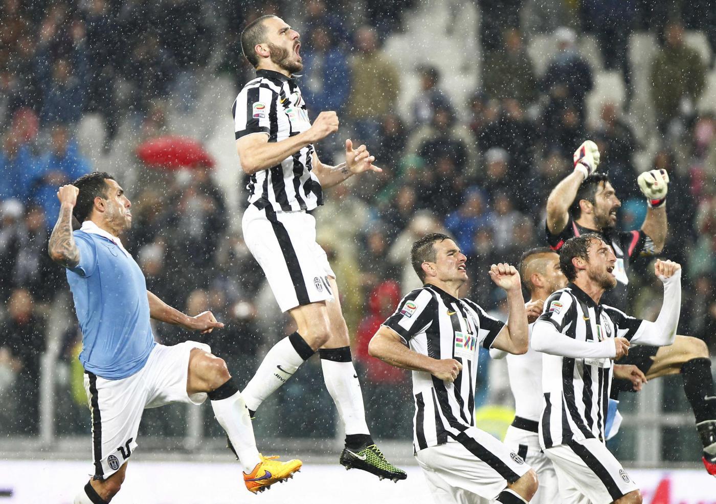 Juve esulta Lazio 150x150