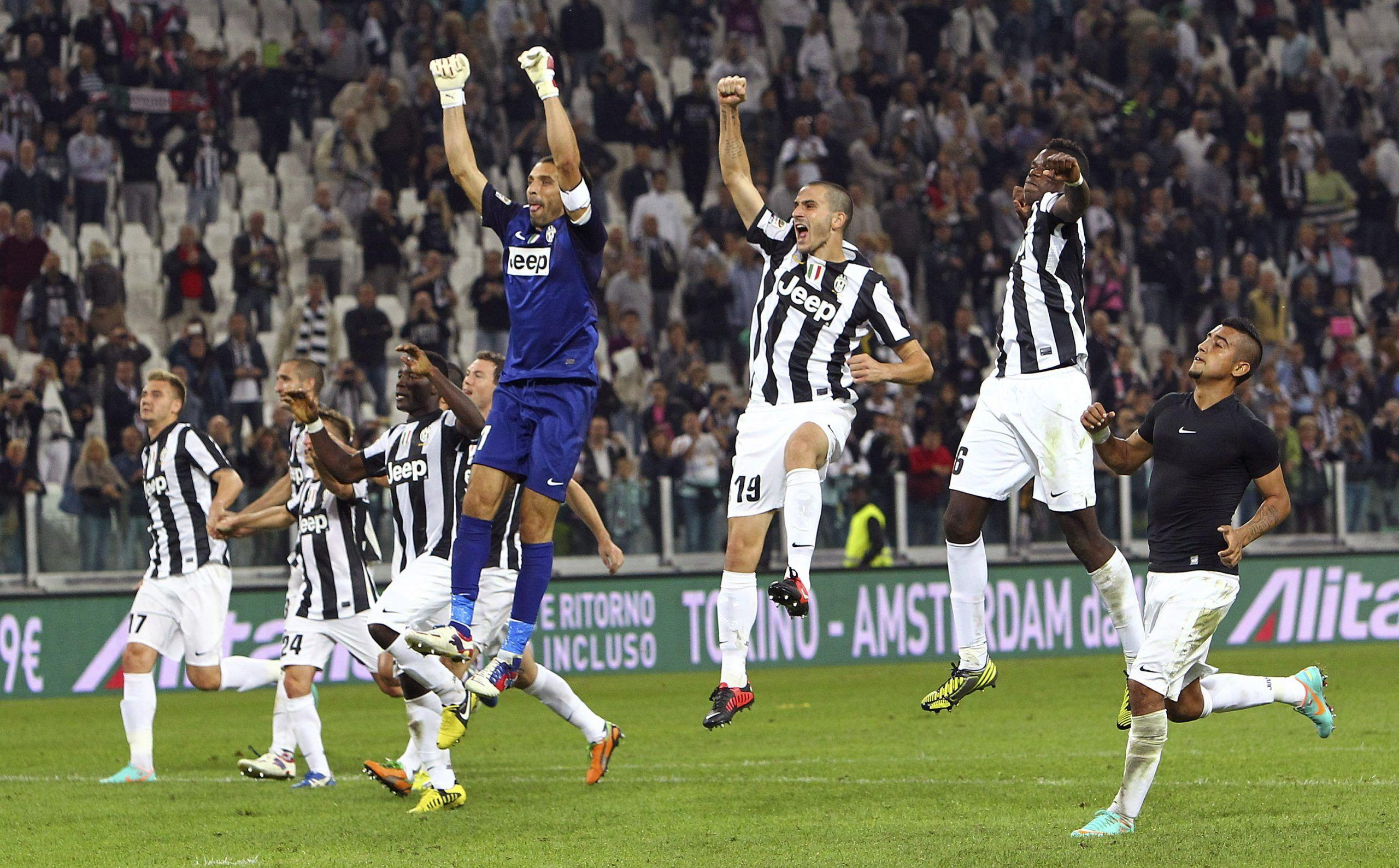 Serie A, La Juventus sarà campione d'Italia Mercoledi se…