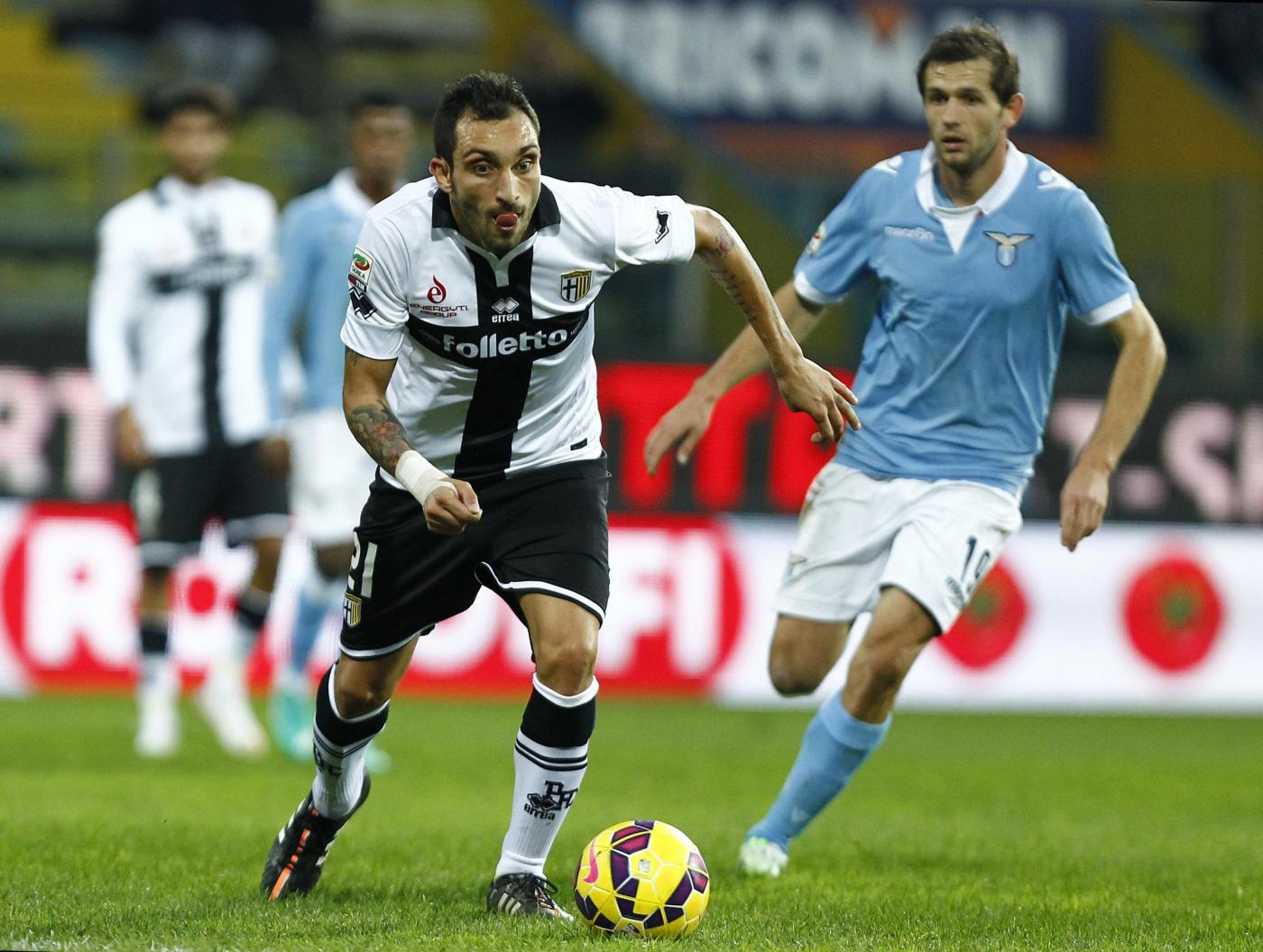 Lazio vs Parma: emiliani in serie B
