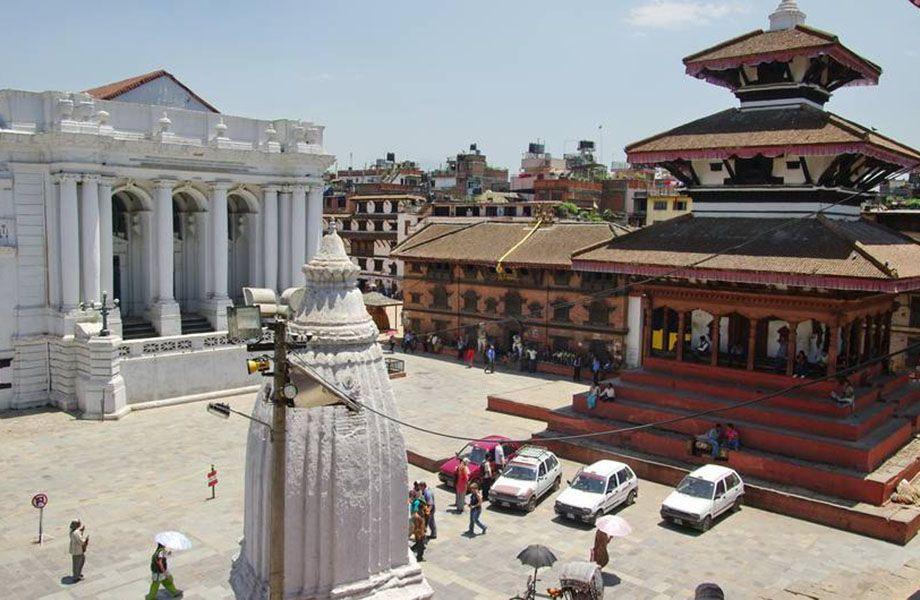Maju Deval Kathmandu prima