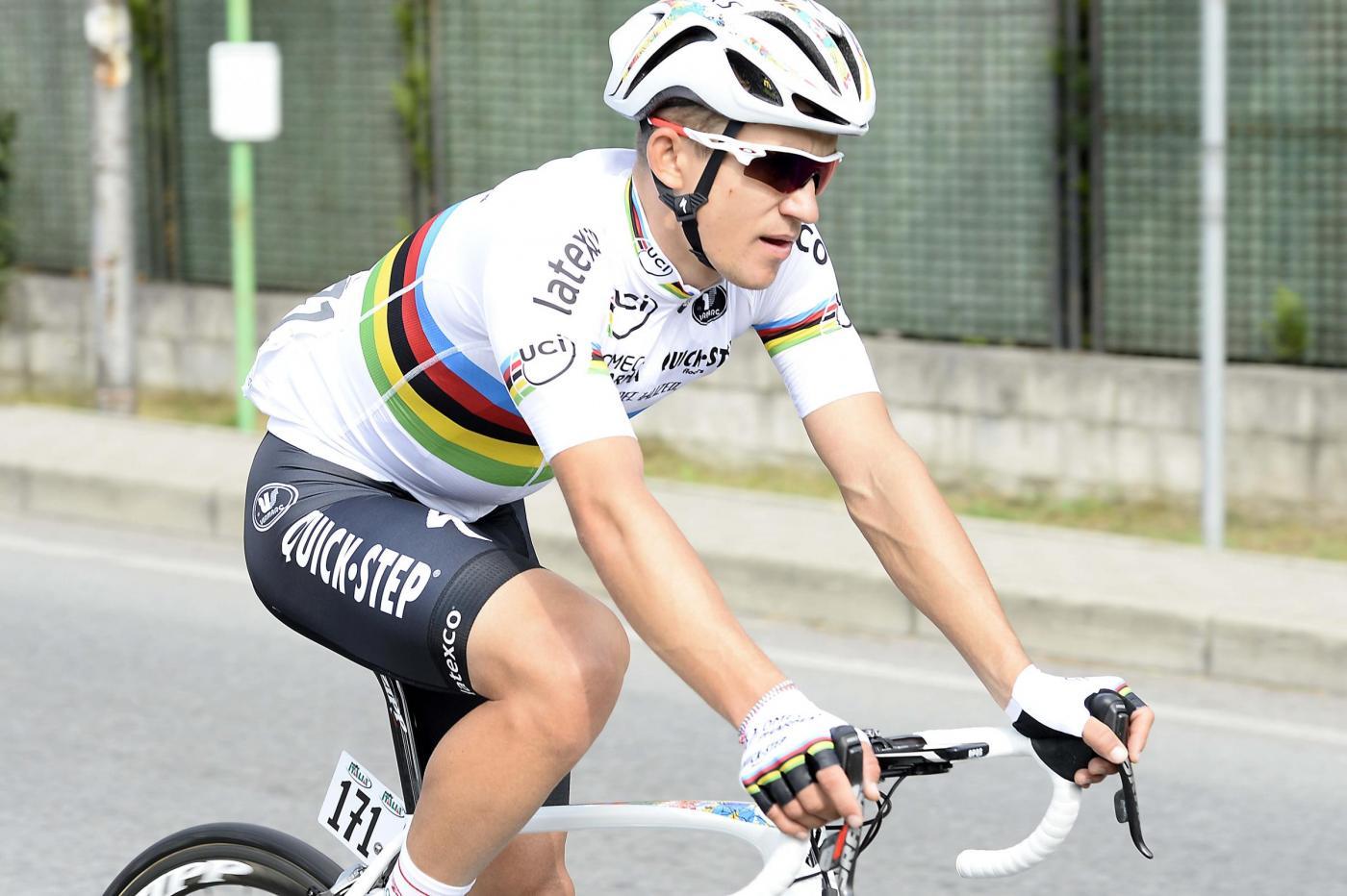 Amstel Gold Race 2015 all'iridato Kwiatkowski