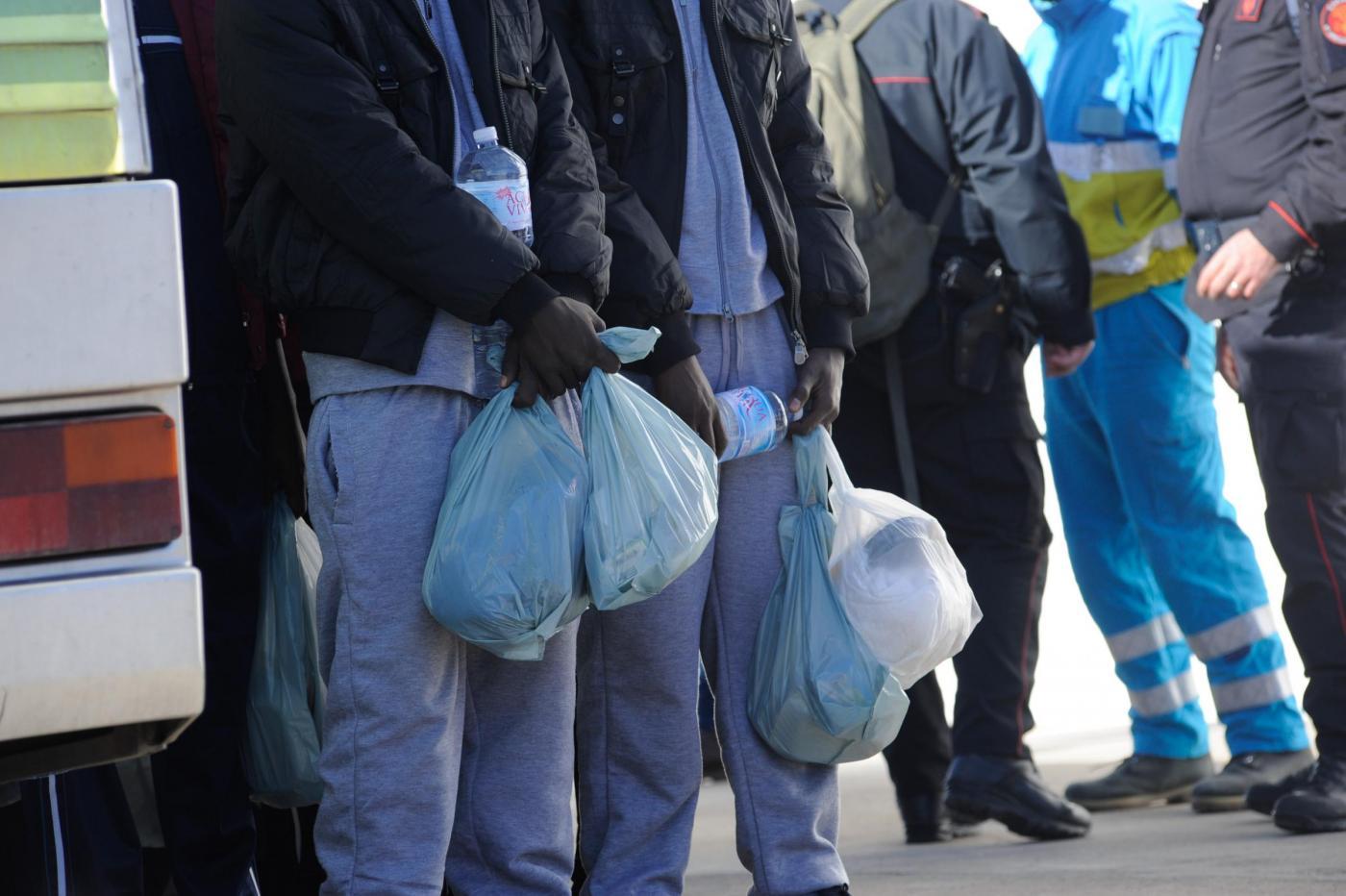 """Migranti rifiutano l'alloggio a Corleone: """"E' isolato, preferiamo Palermo"""""""