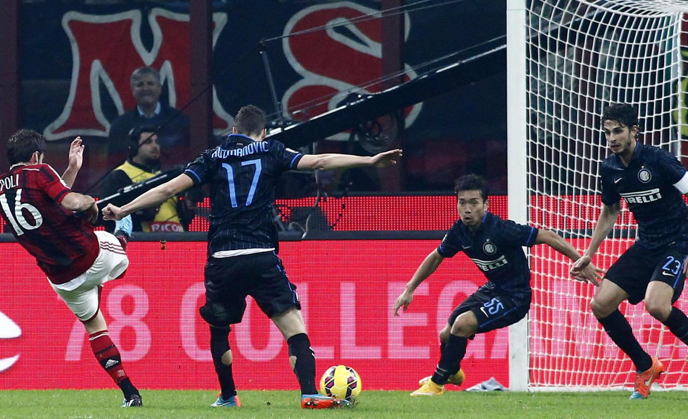 Derby Inter vs Milan 0 a 0 scialbo e inutile