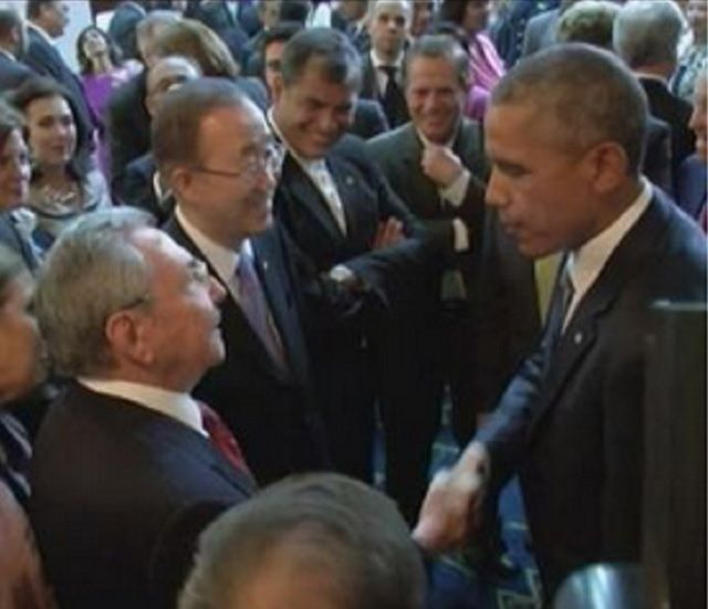 Cuba-Usa, Obama sbarca sullIsla Grande